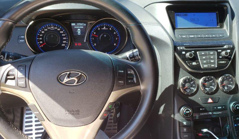 Hyundai Génesis Coupé 3.8 2014 58000km completo