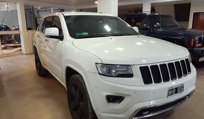 Jeep Grand Cherokee Overland 3.6 2014 blindada completo